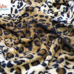 Baby Fleece Blanket – Perfect For Girls & Boys – This Is A High Quality Unisex Leopard Blanket For Your Newborn Toddler & Kids – The Personalized Blanket Suits Winter Conditions, Your Stroller As Well As The Crib – PREMIUM QUALITY and LIFETIME GUARANTEE
