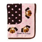 Snuggle Pet Products Snuggle Blanket for Pets, Pink