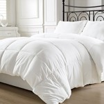 KingLinen® White Down Alternative Comforter Duvet Insert Twin