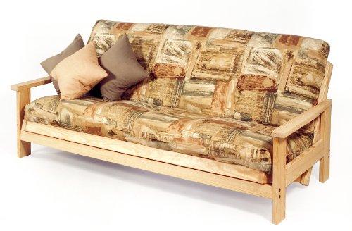 Adirondack pine full size futon frame mattresses bedding online Adirondack bed frame