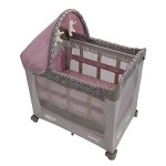 Graco Travel Lite Crib With Stages, Mena