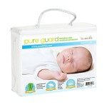 Crib Mattress Pad ✮ Ultra Soft Bamboo ✮ Deep Skirt ✮ Waterproof, Fitted, Quilted ✮ Premium Crib Mattress Protector ✮ High Absorbency and Breathability ✮ 100% Money Back Guarantee