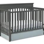 Graco Lauren Convertible Crib, Gray