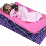 Regalo My Cot Portable Toddler Bed, Pink New Born, Baby, Child, Kid, Infant