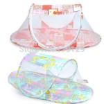 Baby Cot Canopy Mosquito Net Infant Portable Travel Bed Crib Mosquito Bug Net