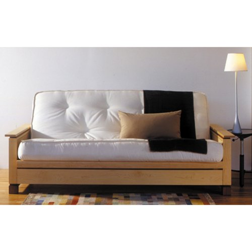 Sleeping beauty futon downloadable woodworking plan for Sillon cama amazon