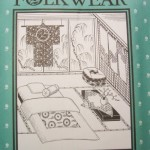 Folkwear 305 A Japanese Interior Futon Bedding Kimono Sewing Costume Pattern