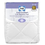 Sealy Cool Comfort Crib Mattress Pad