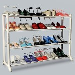 #1 Best Shoe Rack Organizer Storage Bench -100% Lifetime Money Back Guarantee -Store up to 20 Pairs of Shoes and Say Goodbye to Messy Piles of Shoes Cluttering Your Closet Cabinet and Entryway – Big Shoe Racks Shelves – Made From High-quality Plastic Polymer so It's Built to Last – Easy to Assemble – No Tools Required – Your Purchase Is Secured By a Lifetime Guarantee!