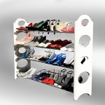 Last Day Sale- Best Shoe Rack Organizer Storage Bench -100% Lifetime Money Back Guarantee -Store up to 20 pairs of shoes and say GOODBYE to messy piles of shoes cluttering your closet cabinet and entryway – Adjustable big shoe racks shelves width and height – Made From Stainless Steel and High-Quality Plastic Polymer so it's BUILT TO LAST – Easy to Assemble – No Tools Required – Your Purchase is Secured by a LIFETIME GUARANTEE!