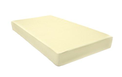 Milliard Hypoallergenic Foam Crib Mattress 27 5″x52″x5 5