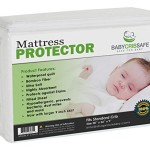 Best Crib Mattress Pad Protector 100% Money Back Guarrantee Large 9″ skirt 100% Waterproof Quilted Hypoallergenic Cover is made from Breathable Bamboo Fiber Providing the Softest Touch. Easy on and off and wash.