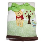 Disney Winnie the Pooh Baby Fleece Plush Blanket 30″ X 40″