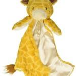 Gund Tucker Giraffe Huggybuddy Baby Blanket