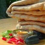 Harmony© Cotton Spa Blanket , Sage