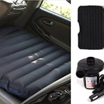 SmartSpeed®Car Air Mattress Mobile Bedroom for Travel Car Back Seat