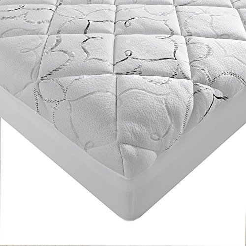 Sleep Innovations Instant Pillow Top – Memory Foam and
