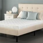 Sleep Master 6 Inch Spring/Firm/Comfort Mattress, Twin