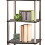Convenience Concepts 70323 5-Tier Media Tower