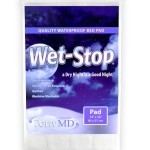 Wet-Stop Quality Reusable Waterproof Bed Pad 34″x36″