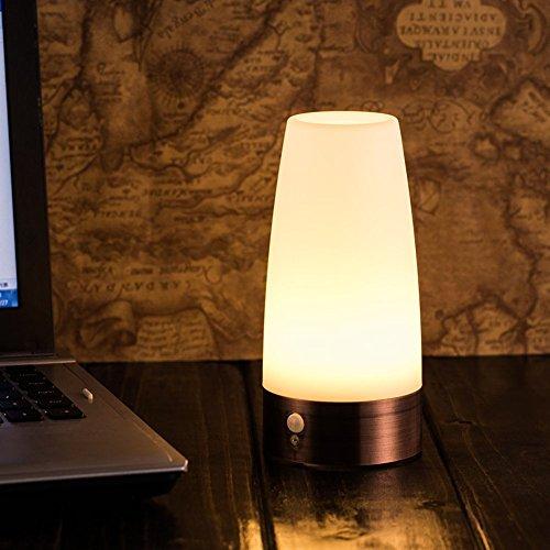 kuantum motion sensor night light for bedroom bathroom battery. Black Bedroom Furniture Sets. Home Design Ideas