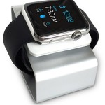 Lxory Alpha-S Apple Watch Stand – Aluminum Charging Dock and Night Stand for All Apple Watch Models