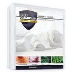 Sleep Guardian Premium Queen Mattress Encasement – Lab Tested Waterproof, Bed Bug Proof, Hypoallergenic Zippered Encasement – Protects from Bed Bugs, Dust Mites & Fluids