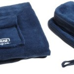 Lug Nap Sac Blanket and Pillow, Navy Blue