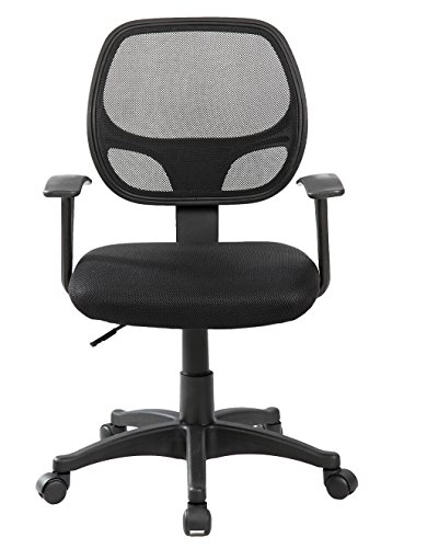 Merax Mesh Adjustable Home Desk Chair Office Chair Mid