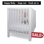 The #1 Best Baby Mosquito Net by EVEN Naturals® for Crib, Pack'n'Play, Bassinet & Playpen Screen Netting | Free Carry Pouch & eBook | Insect Malaria Zika Repellent | Money-back Guarantee | Now 40%OFF