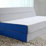 Merax 4 Inch Folding Mattress and Sofa Adjustable Floor Mat (Twin)