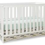 Storkcraft Rosland 3-in-1 Convertible Crib – White