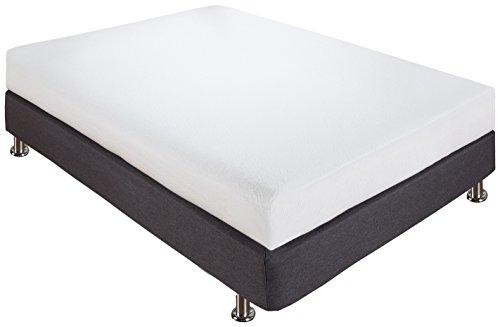 Classic Brands Classic 6-Inch Memory Foam Mattress, Queen Size