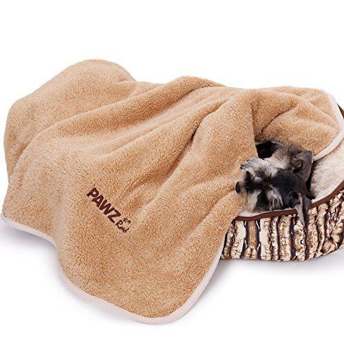 Pawz Road Dog Blanket Luxury Wraps High Quality Fabric
