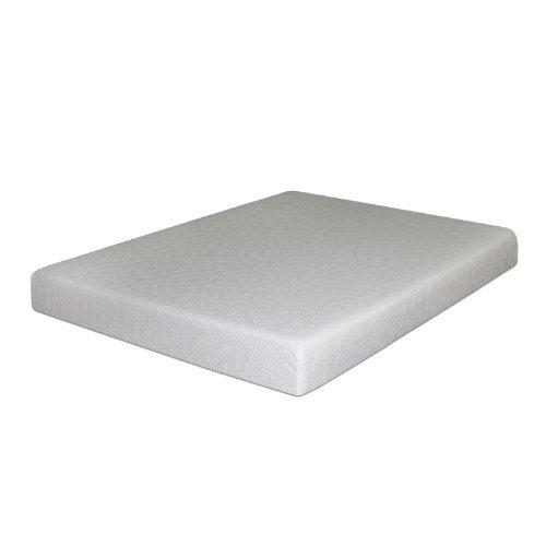 Best Price Mattress 7-Inch Gel Memory Foam Mattress, Twin