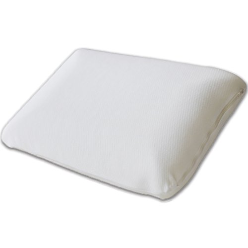 FY-Living Memory Foam Pillow for Neck Pain Relief and Sleeping, Cover Washable, Standard, 1-Pack