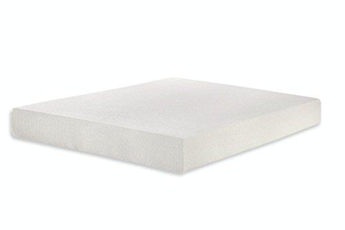 Home Life Cooling Gel Sleep 10″ Memory Foam Luxury Mattress, Queen