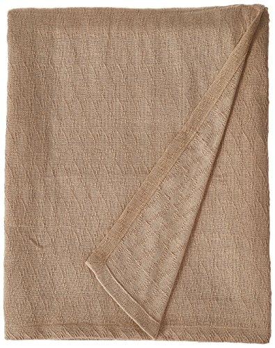 Premier Comfort Fresh Spun Cotton Blanket, King, Taupe
