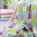 Organic Dream Baby Muslin Swaddle Blanket – Oversized 47in x 47in – Ultra Soft (Zoo)