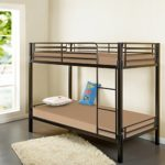 Sleep Master Memory Foam 5 Inch Bunk Bed / Trundle Bed / Day Bed / Mattress 2 pack, Twin (Set of 2)