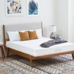 LINENSPA 10 Inch Gel Memory Foam Mattress – Dual-Layered – CertiPUR-US Certified – Medium Firm – 25 Year Warranty – Twin XL Size