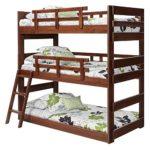Woodcrest Heartland Triple Bunk Bed