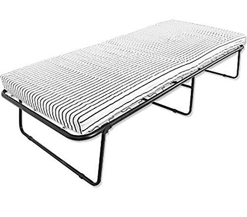 Nova Furniture New Foldaway Bed Foam Mattress Portable Folding Camping Cot