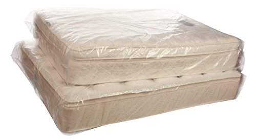 Ameripackers Twin Size Extra Heavy Duty Mattress Bag – Fits Standard and Pillow-top variation (Twin)