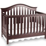 Graco Bryson 4-in-1 Convertible Crib, Espresso