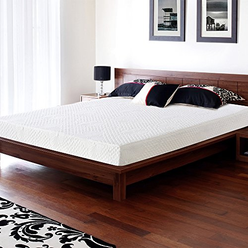 Olee Sleep 6 In 3 Layer Ventilation Memory Foam Mattress (Twin) 06FM01T