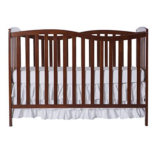Dream On Me Chelsea 5-in-1 Convertible Crib, Espresso, 37 Pound