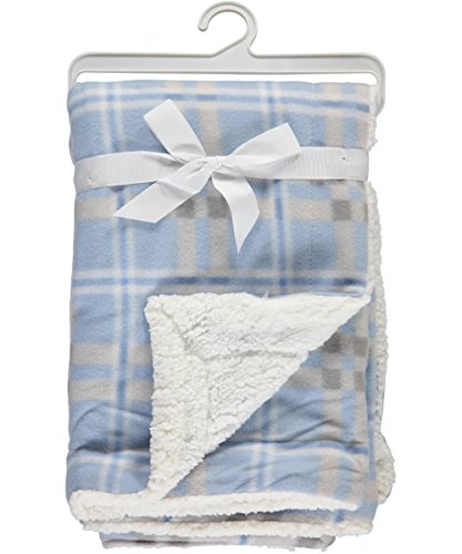 Luxurious Softness Baby Blanket With Tied Around Bow (Cuddle up)
