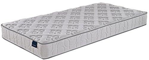 Modern Home Harmony Sleep 8-Inch Pocket Spring Luxury Mattress GreenFoam Certified – Twin
