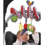 Baby Toddler Car Bed Stroller Crib Cot Pram Hanging Musical Spiral Activity Dangle Toys
